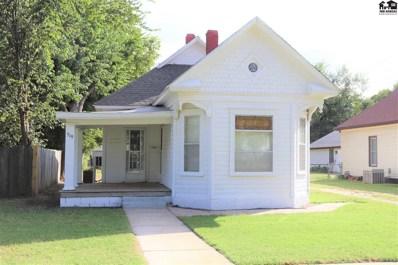 519 E 7th Ave, Hutchinson, KS 67501 - MLS#: 40697
