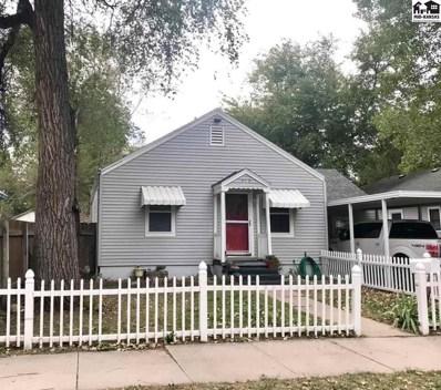 713 E 8th Ave, Hutchinson, KS 67501 - MLS#: 40853