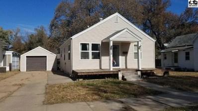 612 E 9th Ave, Hutchinson, KS 67501 - MLS#: 40920