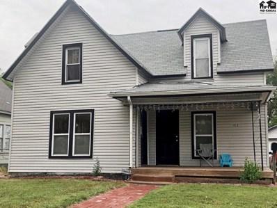 412 E 5th Ave, Hutchinson, KS 67501 - MLS#: 40940