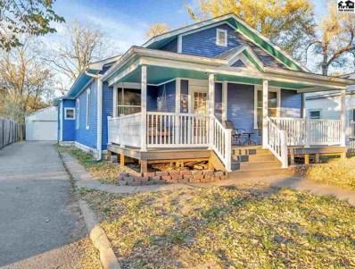 414 E 7th Ave, Hutchinson, KS 67501 - MLS#: 40959