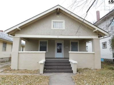 18 E 13th Ave, Hutchinson, KS 67501 - MLS#: 41023