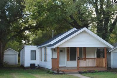 121 W 16th Ave, Hutchinson, KS 67501 - MLS#: 41265