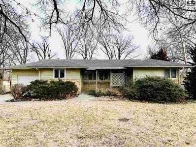 522 S Becker Ave, Moundridge, KS 67107 - MLS#: 41402