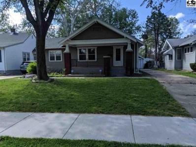 317 E 16th Ave, Hutchinson, KS 67502 - MLS#: 41628