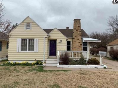 424 E 15th Ave, Hutchinson, KS 67501 - MLS#: 41735