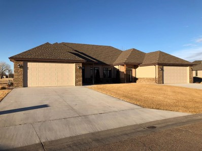 1802 Oakmont, Great Bend, KS 67530 - MLS#: 76176