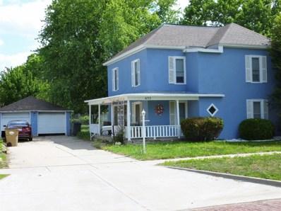 655 2nd Street, Hoisington, KS 67544 - MLS#: 77020