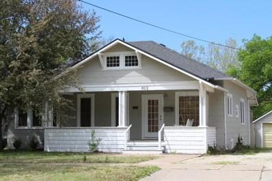 802 Olive, Abilene, KS 67410 - MLS#: 78899