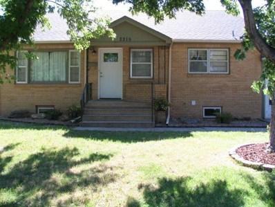 2215 Jackson Street, Great Bend, KS 67530 - MLS#: 78964