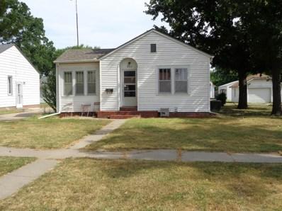 302 1st Street, Ellinwood, KS 67526 - MLS#: 79402