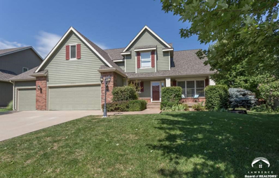 1112 Stoneridge Dr, Lawrence, KS 66049 - MLS#: 146688