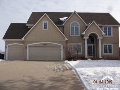 1312 Morgan Court, Lawrence, KS 66049 - MLS#: 147328