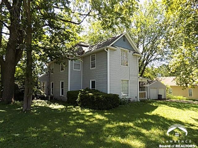 313 High St, Baldwin City, KS 66006 - #: 148046