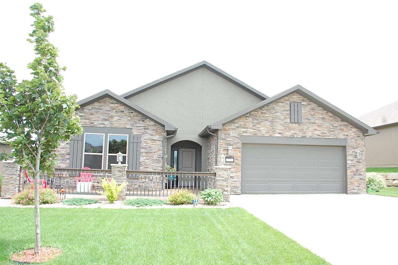 520 N Blazing Star Dr, Lawrence, KS 66049 - #: 148104