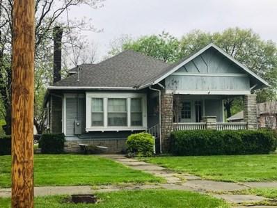 413 N Ozark, Girard, KS 66743 - MLS#: 119315