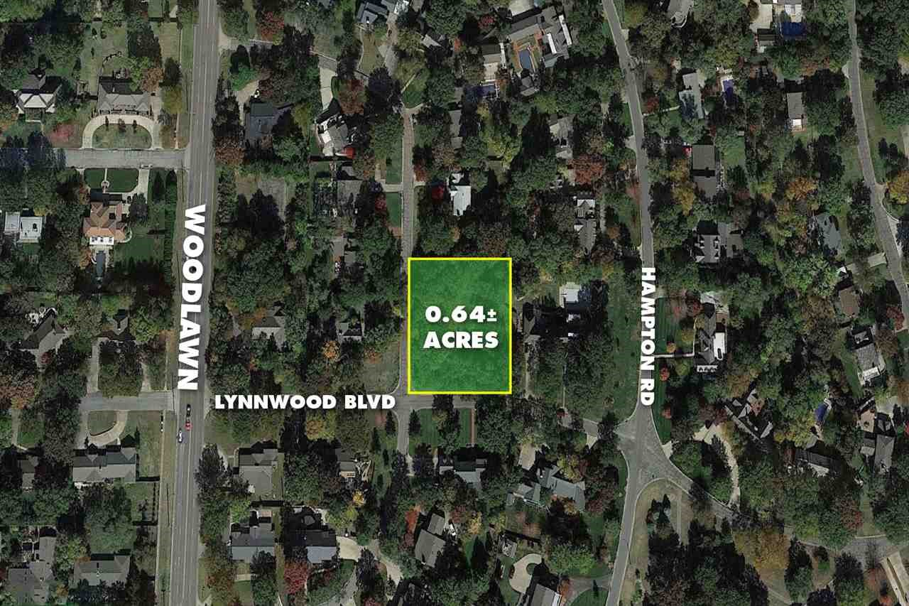 0.64 Acre lot in Eastborough