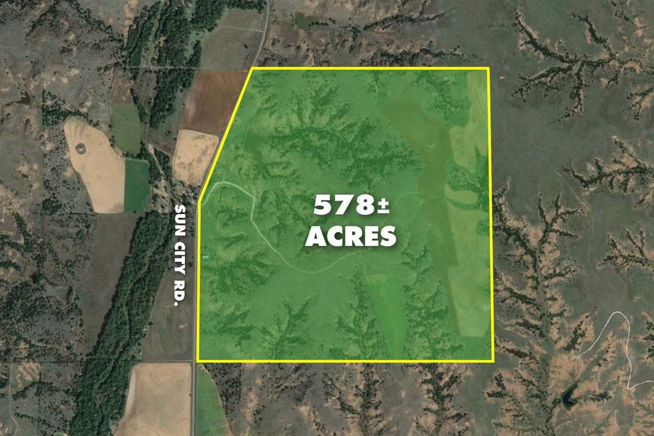 578 +/- Acres on NW Sun City Rd in Lake City