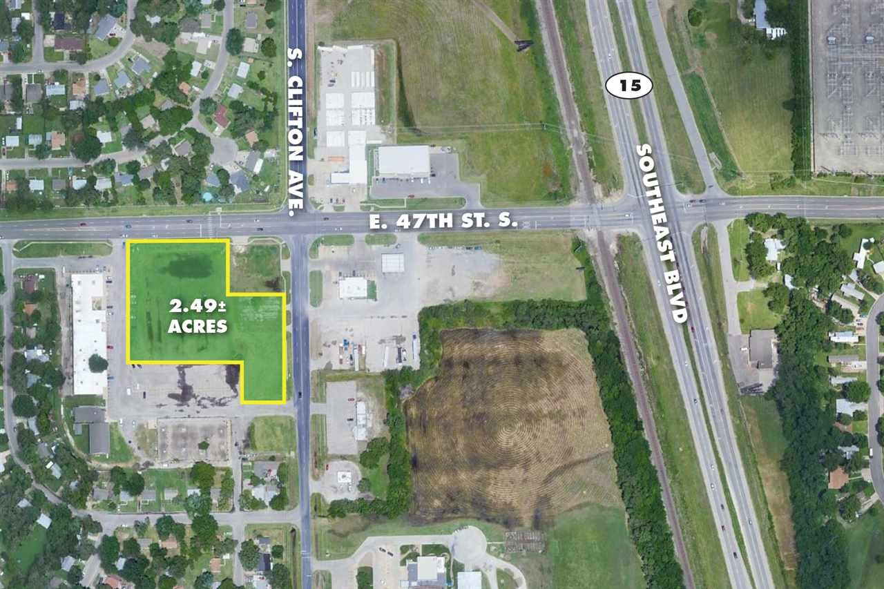 2.49 +/- Acres 47th St. S. & S. Clifton Ave.