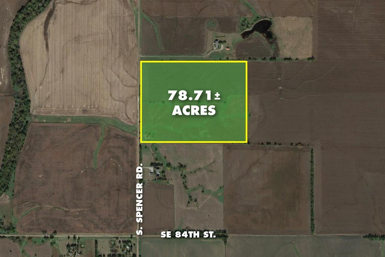 78.71 +/- Acres in Newton