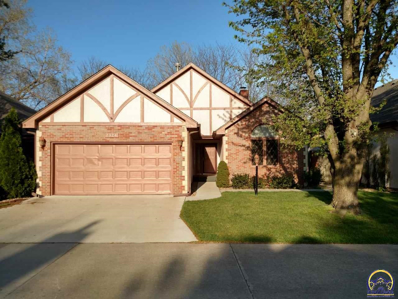 2324 SW Brookhaven Ln, Topeka, KS 66614 - MLS#: 200845