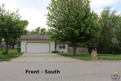 6823 SW 17th St, Topeka, KS 66615 - MLS#: 207194