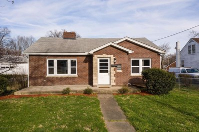 4101 Hillview Ave, Louisville, KY 40216 - #: 1528419