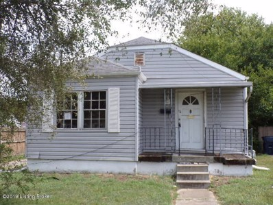 4133 Hillview Ave, Louisville, KY 40216 - #: 1540823