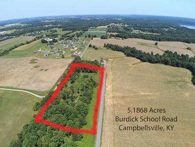 5.1868 Acres Burdick School Road, Campbellsville, KY 42718 - MLS#: 10043949