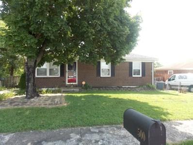 500 Foxwood Drive, Nicholasville, KY 40356 - MLS#: 1817251