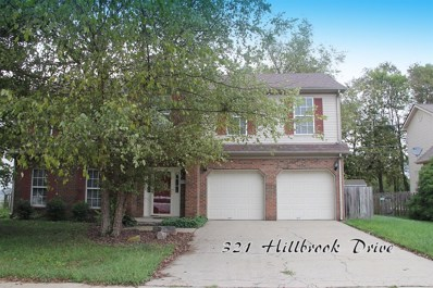 321 Hillbrook Drive, Nicholasville, KY 40356 - MLS#: 1822055