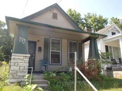 646 N Upper, Lexington, KY 40508 - MLS#: 1822565