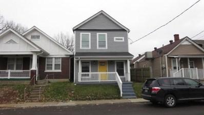 540 N Upper Street, Lexington, KY 40508 - MLS#: 1900118