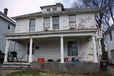 341 Woodland, Richmond, KY 40475 - MLS#: 1905638