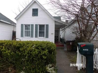 4452 Decoursey Avenue, Covington, KY 41015 - #: 524063