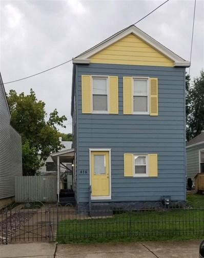 416 W 12th, Newport, KY 41071 - #: 529718