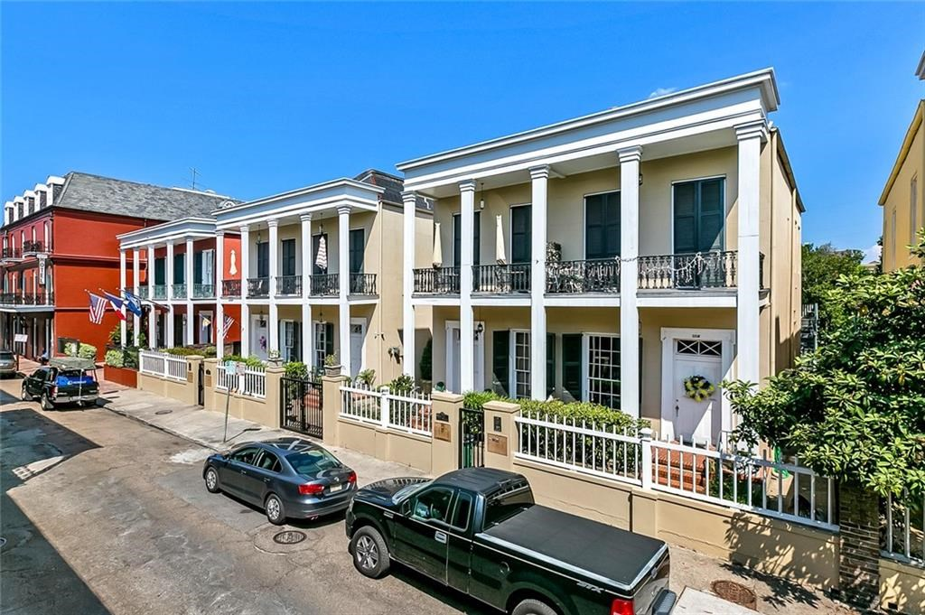 1216-20, 1222-26  CHARTRES Street
