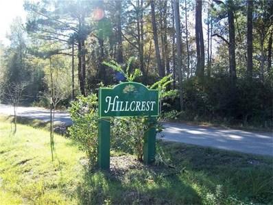 2 Hillcrest Boulevard, Abita Springs, LA 70420 - #: 2087038