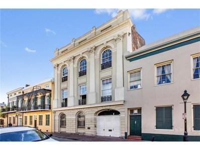 920 St Louis Street UNIT 4, New Orleans, LA 70112 - MLS#: 2098321