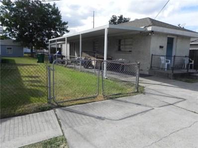 1411 Palfrey Street, Gretna, LA 70053 - #: 2100343