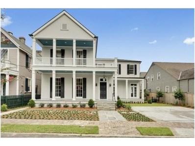 6031 Garfield Street, New Orleans, LA 70118 - #: 2101939