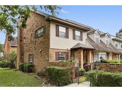 29 Brandon Hall Drive UNIT A, Destrehan, LA 70047 - MLS#: 2108357