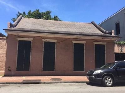 921 St Louis Street, New Orleans, LA 70112 - MLS#: 2108526
