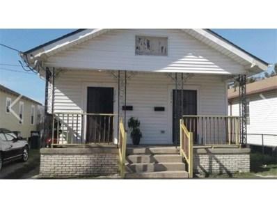 1012 Gordon Street, New Orleans, LA 70117 - MLS#: 2112946