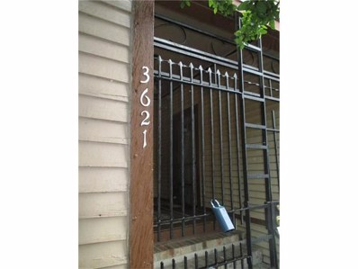 3619 Burgundy Street UNIT 1\/2, New Orleans, LA 70117 - MLS#: 2113584