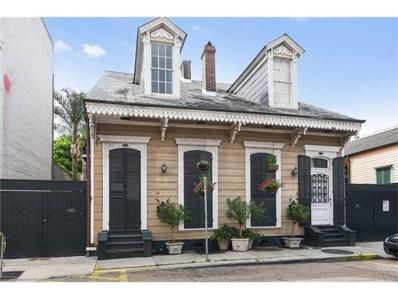 1312 Chartres, New Orleans, LA 70116 - MLS#: 2116347
