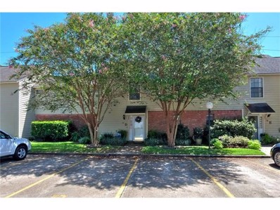 1500 W Esplanade Avenue UNIT 46D, Kenner, LA 70065 - #: 2120466