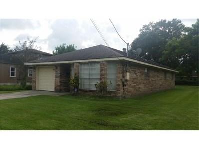 819 Whitney Avenue, New Orleans, LA 70114 - MLS#: 2123531