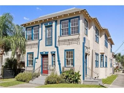 2800 Audubon Street, New Orleans, LA 70125 - #: 2124399