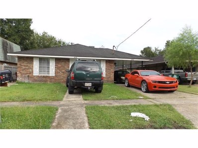 2712 Dawson Avenue, Kenner, LA 70062 - MLS#: 2127605
